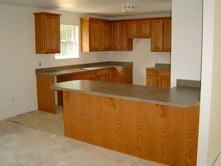 Office Countertop Materials : Laminate Tops Drawer Organizers & Cabinetry Installation